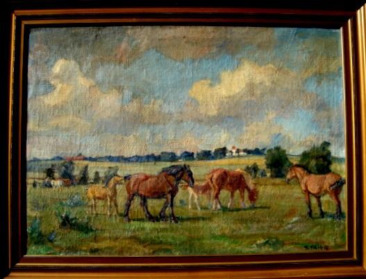 MaleriArkivet formidler malerier fra egne af Danmark